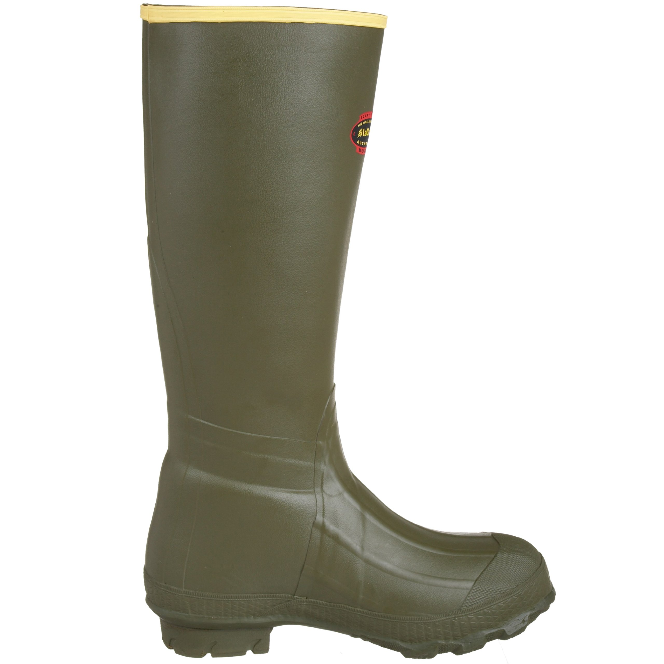 LaCrosse Men's 18'' Burly Classic Hunting Boot,OD Green,5 M US by Lacrosse (Image #6)