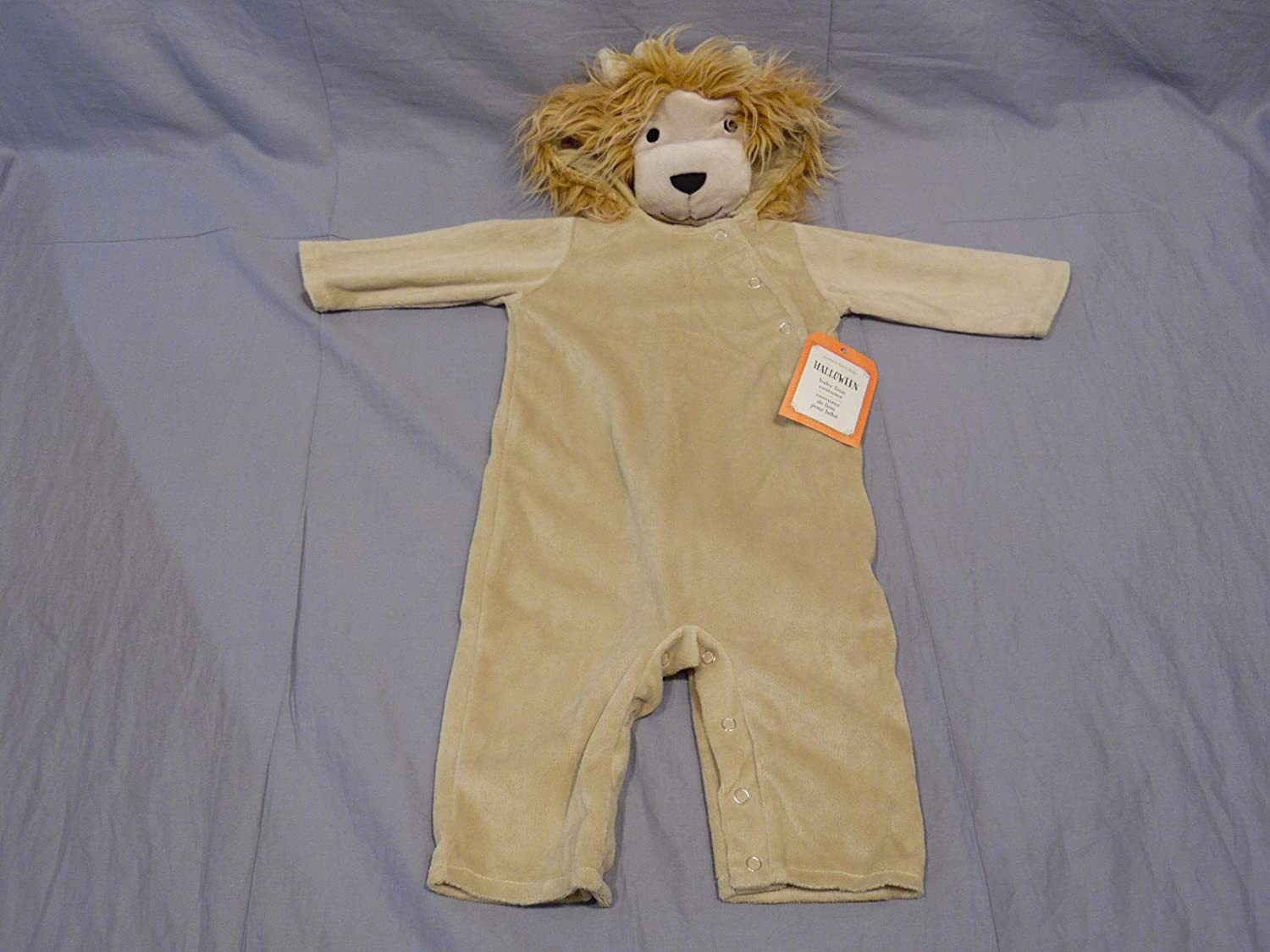 Toddlers Lion Costume 6-12 Months