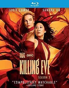 Killing Eve, Season 3 [Blu-ray]
