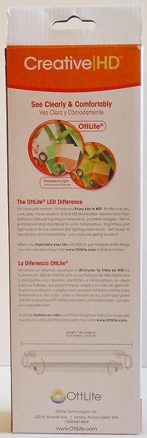 Amazon.com: Creative HD OttLite 20 LED Utility Light: Arts, Crafts & Sewing