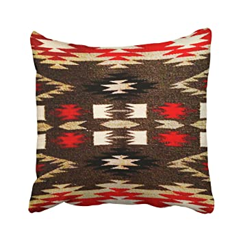 Amazon.com: Emvency Decorative Throw Pillow Cover Square ...