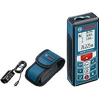 Bosch Professional Laserafstandsmeter GLM 80, 0,05 Tot 80 m Meetbereik, Ongeveer 1,5 mm Meetnauwkeurigheid, Beschermtas…