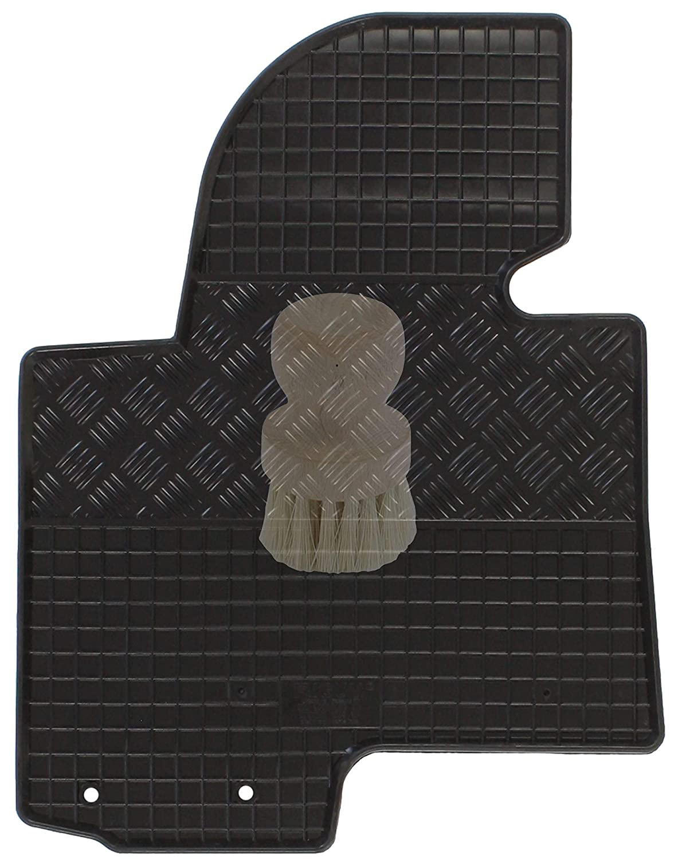 ZentimeX Z908049 Gummifu/ßmatten fahrzeugspezifisch
