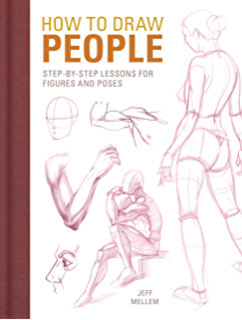 Female figure drawing tutorial ebook
