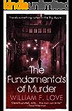 The Fundamentals of Murder (Davey Goldman Series Book 2)
