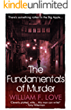 The Fundamentals of Murder (Davey Goldman Series Book 2)