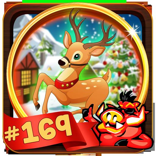 - PlayHOG # 169 Hidden Object Games Free New - Christmas Tales - The Missing Reindeer