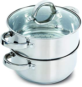Oster 108132.03 Steamer 1 Stainless Steel (Renewed)