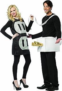 Rasta Imposta Lightweight Plug and Socket Couples Costume  sc 1 st  Amazon.com & Amazon.com: Rasta Imposta Usb Port and Stick Couples Costume Black ...