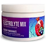 Electrolyte Mix Supplement Powder, 90 Servings, 72 Trace Minerals, Potassium, Sodium, Electrolyte Replacement Keto Drink | Bl