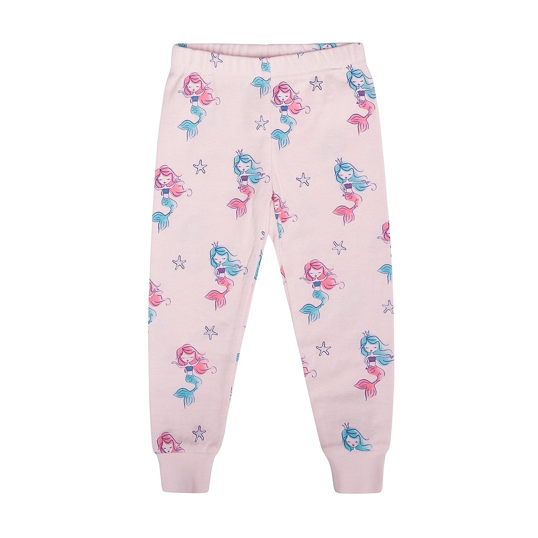 Petit Lem Girls Little 2-Piece Pajama Set Cute and Cozy Softness Comfortable