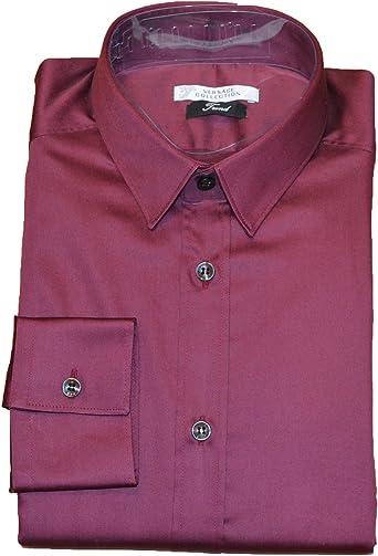 Versace Collection - Camisa de vestir - Básico - Clásico ...