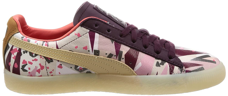 Chaussures W Puma Naturel Moondesert Et Chaussures Clyde x4RRTCnwqI
