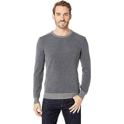 Agave Denim Mens Kestrel Long Sleeve Crew Neck Sweater at Men's Clothing store
