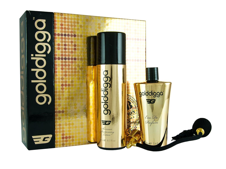 Golddigga 100 ml Eau De Parfum 50 ml + Body Lotion Gift Set for Her - 1 Pack  (1 x 350 ml  Amazon.co.uk  Beauty a8429d1f1