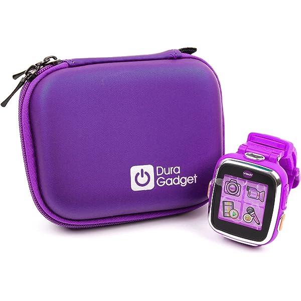 Amazon.com: VTech Kidizoom Smartwatch DX - Purple: Toys & Games