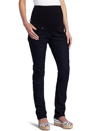 Ripe Maternity Women's Urban Skinny Leg Denim Jean at Amazon ...