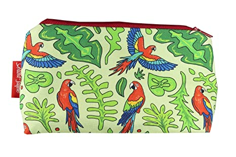 0edad1bcefd8 Amazon.com: Selina-Jayne Parrots Limited Edition Designer Toiletry ...