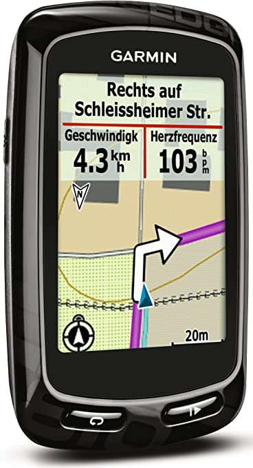 Garmin Edge 810 Pack Performance - Ordenador para bicicletas ...