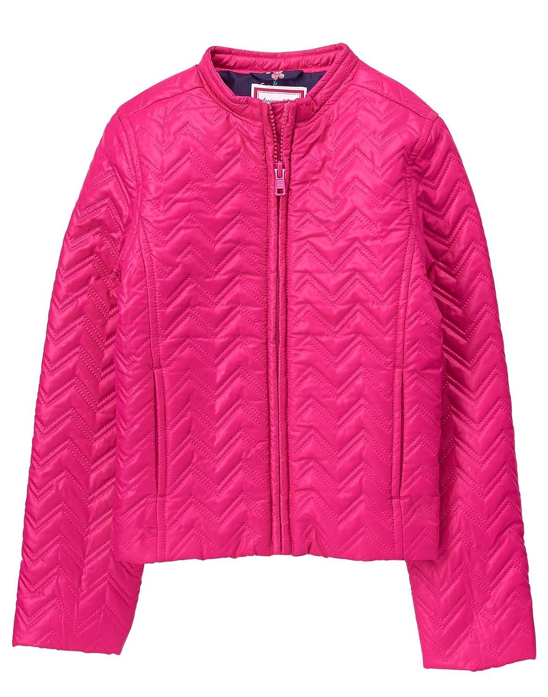 Gymboree Mädchen Quilted Puffer Jacket  Daunenalternative, Mantel