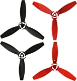 Parrot Bebop Drone 2 Propeller Set (Red/Black)