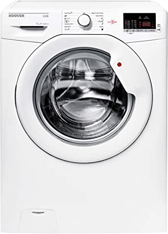 Hoover 1000 RPM 16 Programs Washing Machine, 7Kg, Front ...