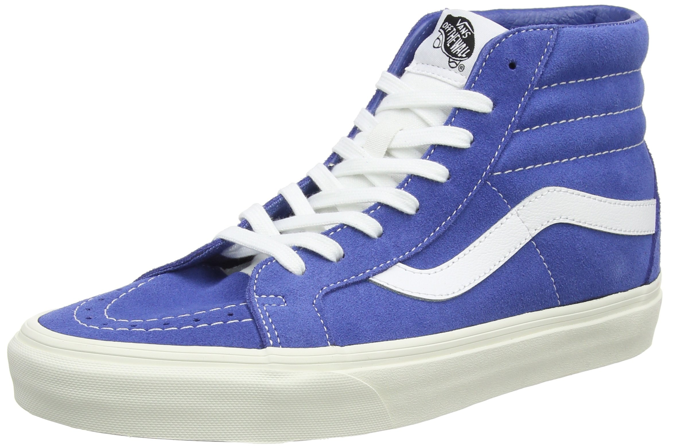 9274c09a36 Galleon - Vans Unisex Sk8-Hi Reissue (Retro Sport) Delft Skate Shoe 10.5  Men US 12 Women US