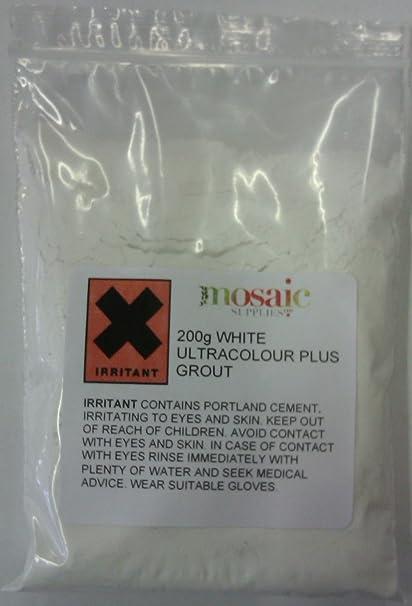 noir Mosaic Supplies Enduit de jointement mosa/ïque 200/g