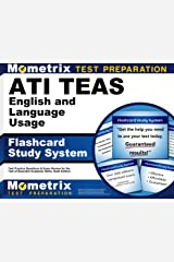 ATI TEAS English and Language Usage Flashcard Study System: TEAS 6 Test Practice Questions & Exam Review for the Test of Essential Academic Skills, Sixth Edition (Cards) Paperback