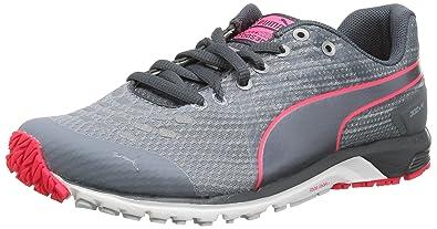 6857ba09bcfe Puma Women s Faas 300 v4 Wn Tradewinds-Turbulence Mesh Running Shoes - 9 UK