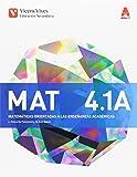 MAT 4 A TRIM (MATEMATICAS ACADEMICAS) AULA 3D: Mat 4 A. Matemáticas. Enseñanzas Académicas - Libro 1,2 Y 3. ESO 4: 000003-9788468235752