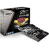 Asrock Z77 Pro3 Sockel 1155 Mainboard (ATX, 4x DDR3 Speicher, HDMI, 2x SATA III, 4x USB 3.0)