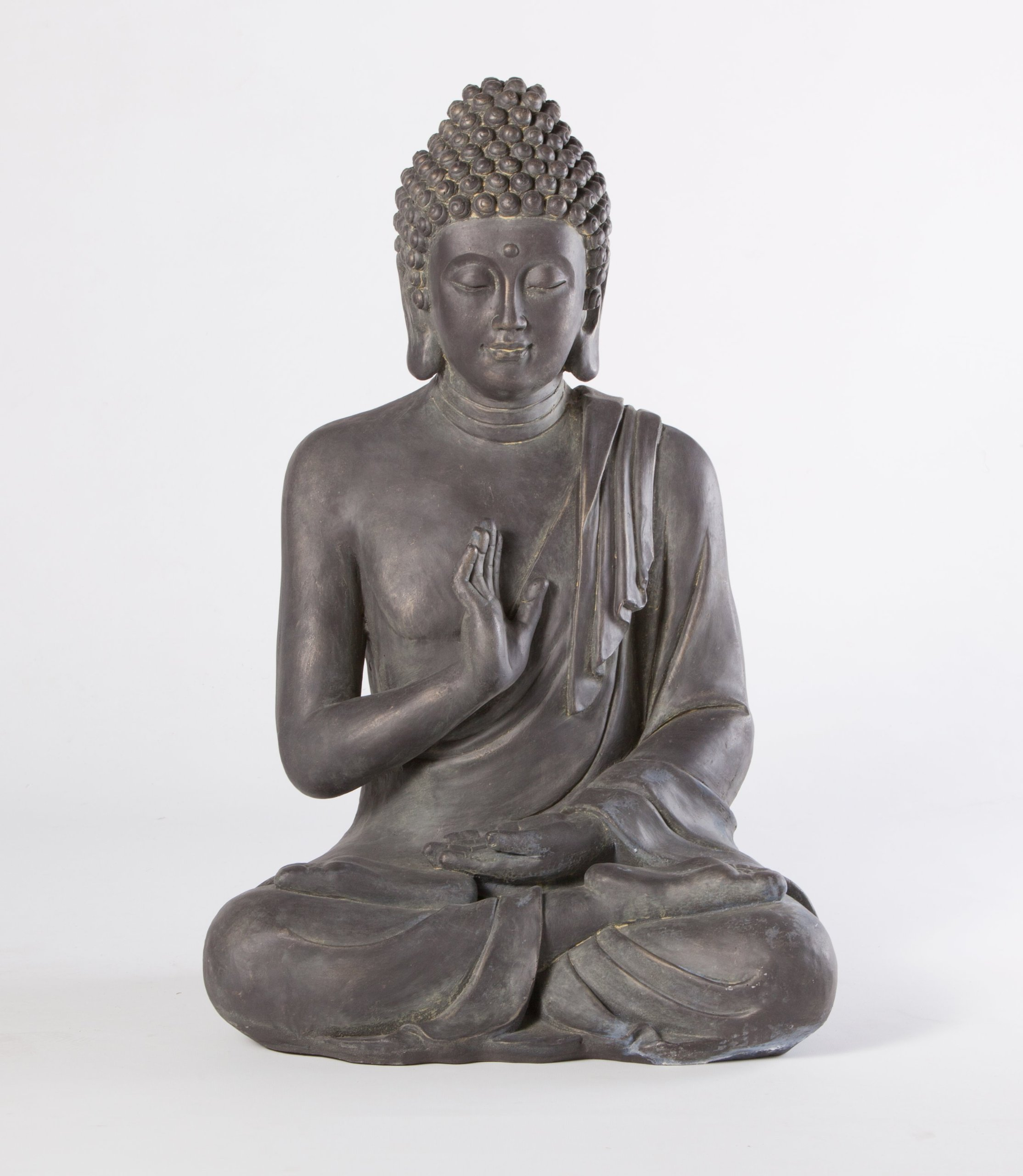 Alfresco Home Thai Buddha Garden Statue by Alfresco Home