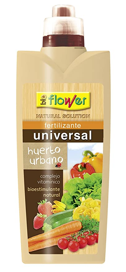 Flower 70538 70538-Fertilizante líquido Universal, 1000 ml, No ...