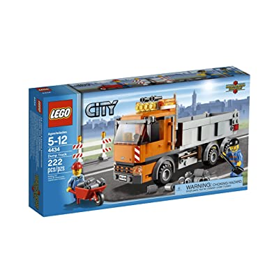 LEGO City Town Dump Truck 4434: Toys & Games