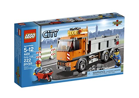 Amazon Lego City Town Dump Truck 4434 Toys Games