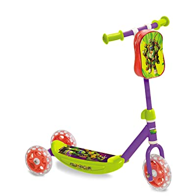 Mondo Turtles My First Scooter