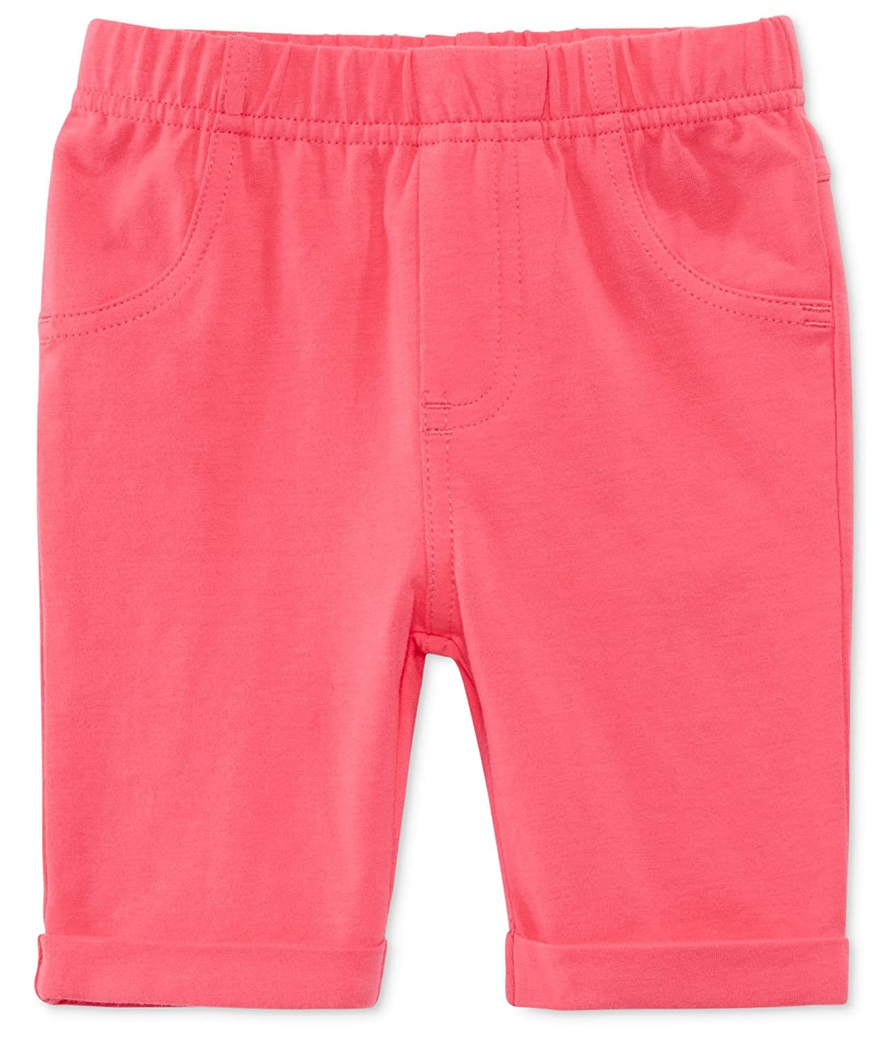 First Impressions Girls Knit Casual Bermuda Shorts
