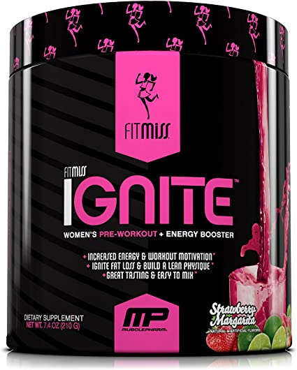 Amazon.com: FitMiss Ignite, Women's Pre-Workout Supplement ...