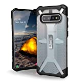UAG Samsung Galaxy S10 Plus [6.4-inch screen] Plasma [Ice] Military Drop Tested Phone Case