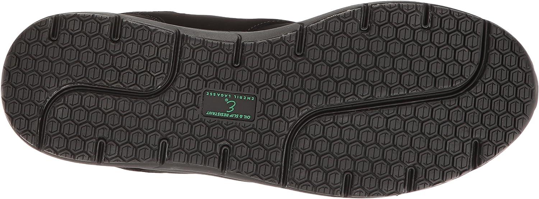 Quarter Slip-Resistant Work Shoe