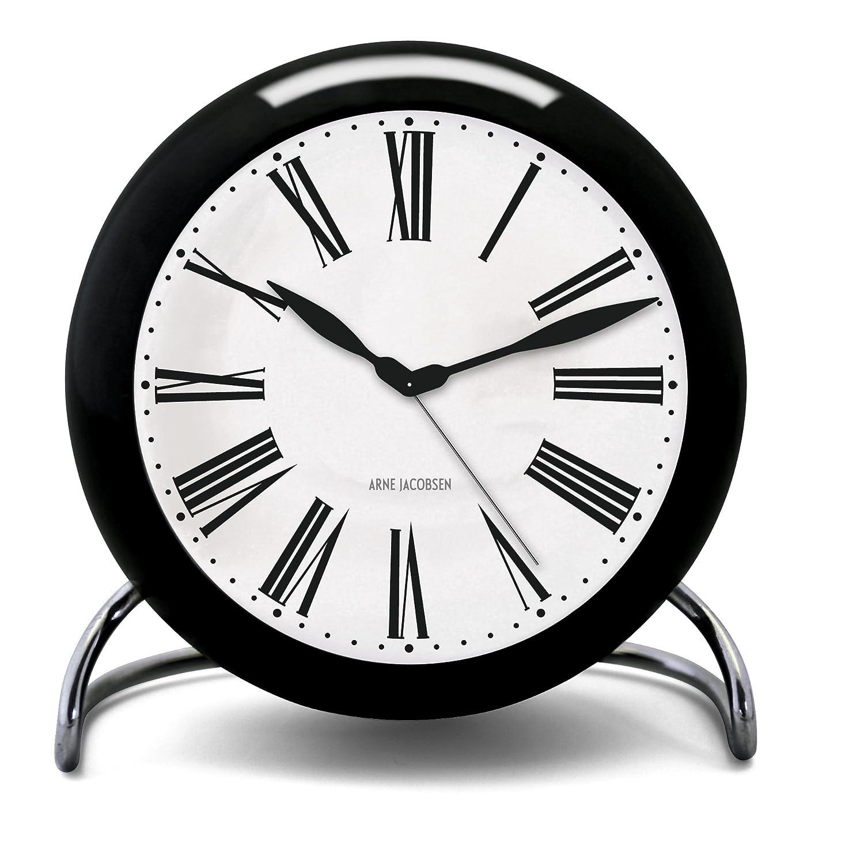 【正規輸入品】Arne Jacobsen RomanTable Clock 43671 B006GWRFGI