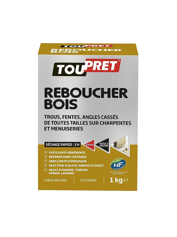 Toupret 445020 Reboucher bois poudre 1 kg TP445020
