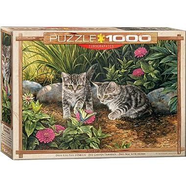EuroGraphics Double Trouble (1000 Piece) Puzzle