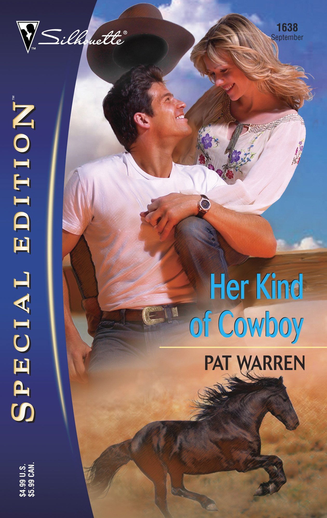 Her Kind of Cowboy (Silhouette Special Edition No. 1638)