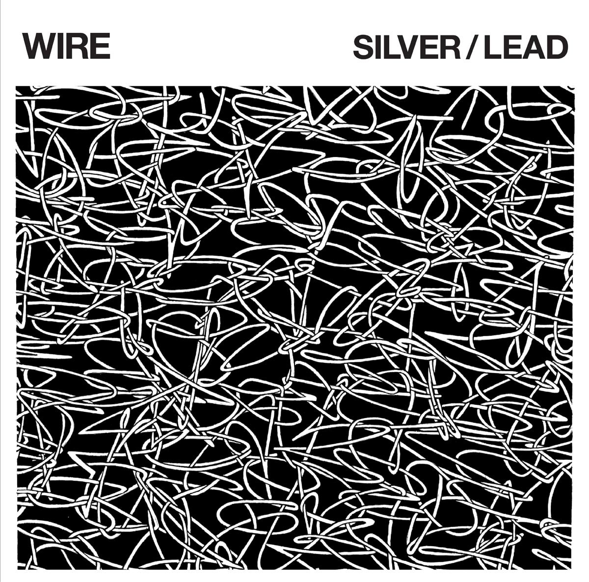 Image result for wire silver / lead vinyl art