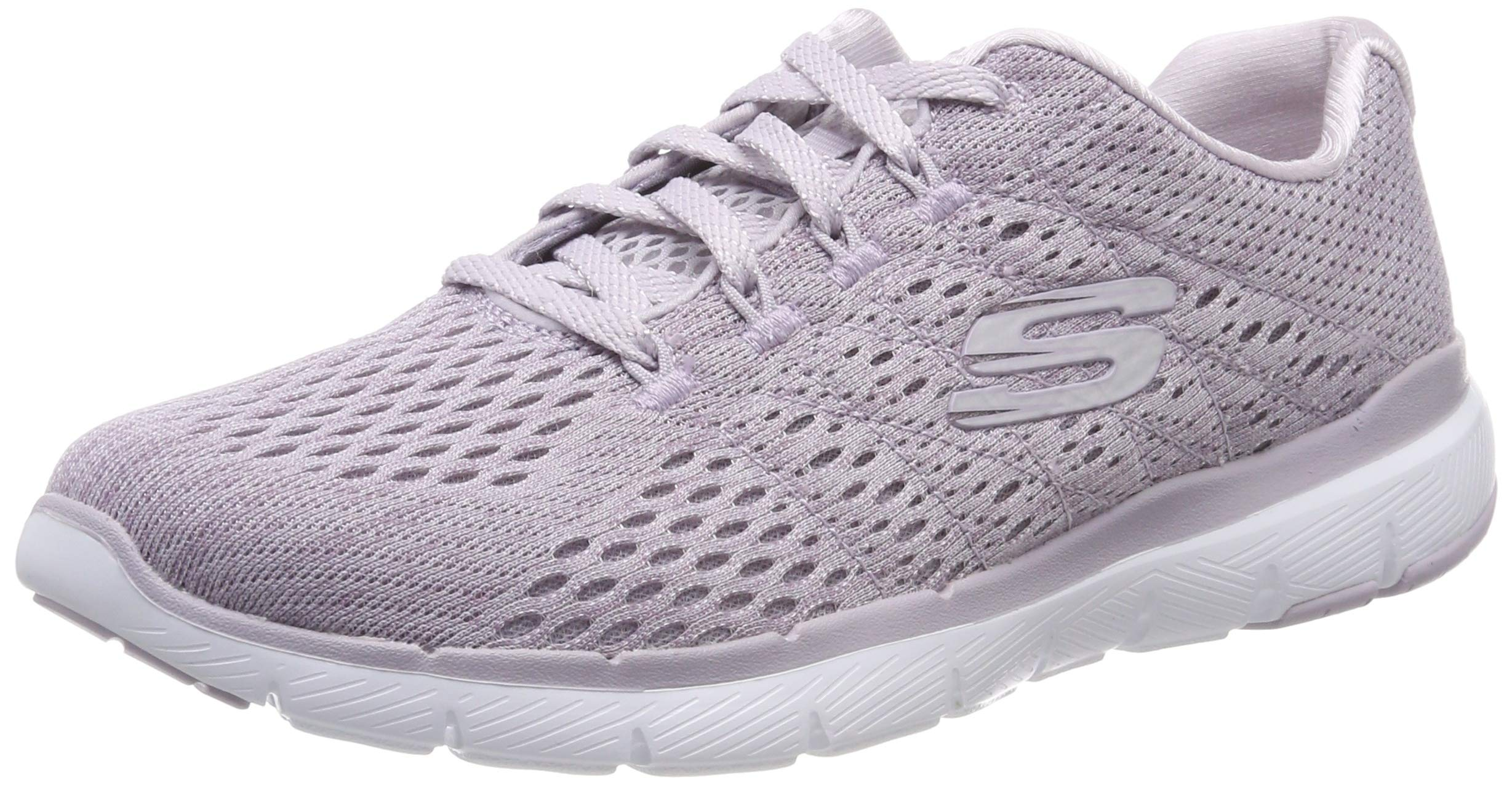 Skechers Women's Flex Appeal 3.0, Purple (Lavender Lav), 10 M US by Skechers
