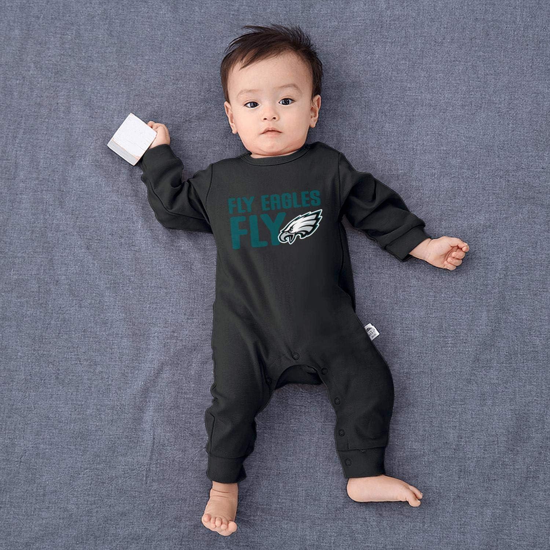 HAGY MID Toddler Baby BoysPajamas Infant Cotton Romper Cute Long Sleeve Bodysuits