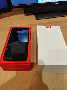 OnePlus 5T A5010 Snapdragon 835 6 pulgadas Dual SIM Smartphone 8 + ...