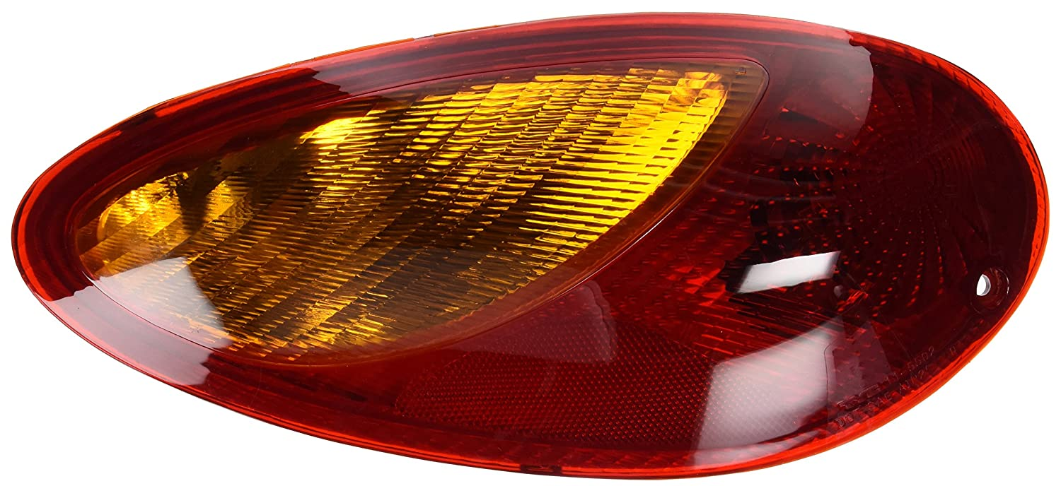 TYC 11-5501-00-9 Chrysler PT Cruiser CAPA Certified Replacement Right Tail Lamp 115501009TYC